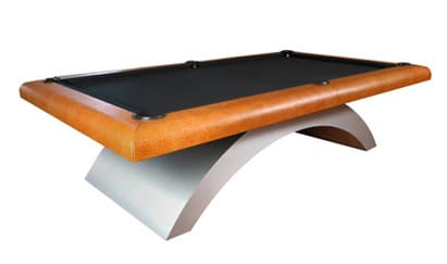 Golden West Halo Pool Table Absolute Billiard Services - Composite pool table