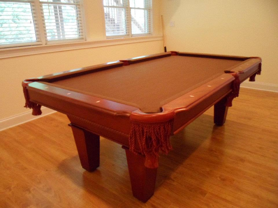 Pool Table Movers Gwinnett County Top