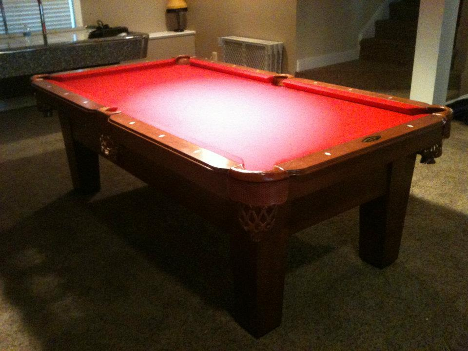 Pool Table Movers Noonday Top Rated Billiard Moving Company